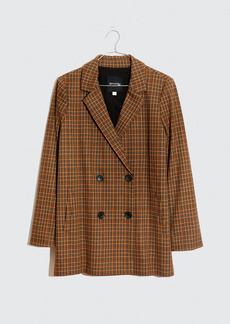 Madewell Caldwell Double Breasted Blazer - XL