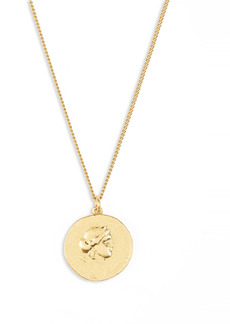 Madewell Ancient Coin Necklace