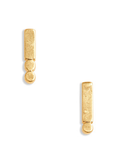 Madewell Bar Stud Earrings