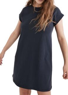 Madewell Cap Sleeve T-Shirt Dress