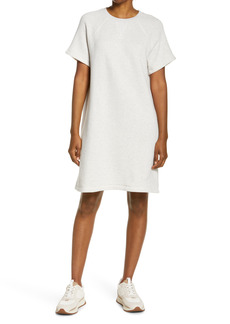 Madewell MWL Airyterry Sweatshirt Dress