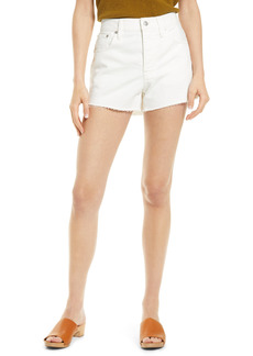 Madewell Relaxed Denim Shorts
