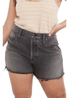 Madewell Relaxed Denim Shorts (Bienville)