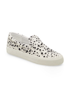 Madewell Sidewalk Genuine Calf Hair Slip-On Sneaker (Women)