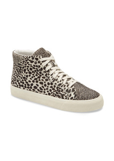 Madewell Sidewalk High Top Sneaker (Women)