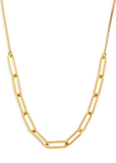 Madewell Sliding Link Necklace