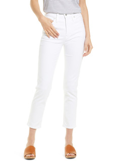 Madewell Stovepipe Jeans