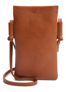 Madewell The Smartphone Leather Crossbody Bag