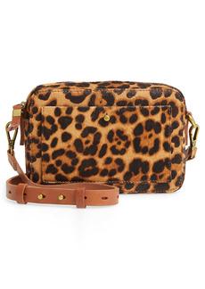 Madewell The Transport Camera Bag: Calf Hair Edition