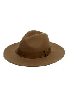 Madewell x Biltmore® Shaped Wool Felt Hat