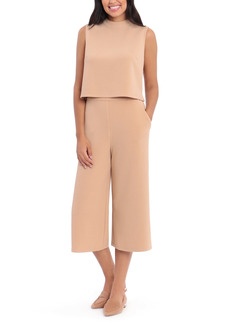 Maggy London Two Piece Culotte Set