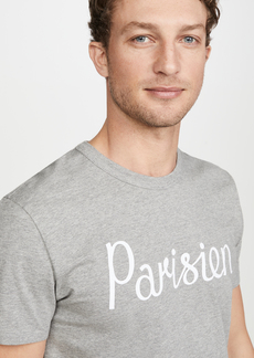 Maison Kitsuné Maison Kitsune Parisien T-Shirt