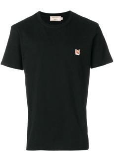 Maison Kitsuné signature patch T-shirt