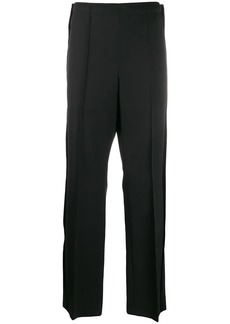 Maison Margiela front pleat tailored trousers