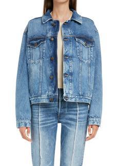 Maison Margiela Oversize Reclaimed Denim Jacket