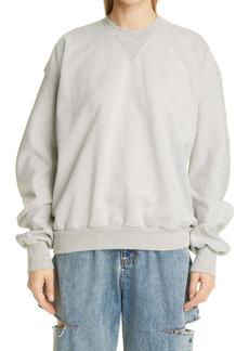 Maison Margiela Reversible Oversize Sweatshirt