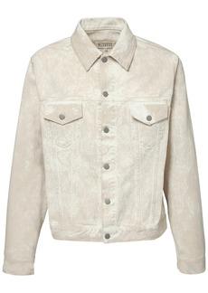 Maison Margiela Marble Wash Denim Cotton Jacket