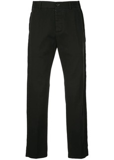 Maison Margiela straight leg tailored trousers