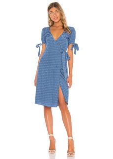 MAJORELLE Roxy Midi Dress