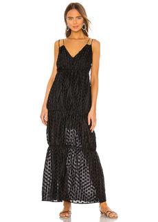 MAJORELLE Yates Maxi Dress