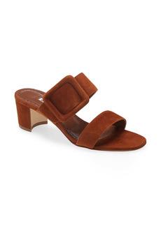 Manolo Blahnik Tituba Slide Sandal (Women)