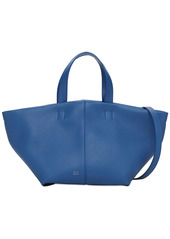 Mansur Gavriel Leather Tulipano Top Handle Bag