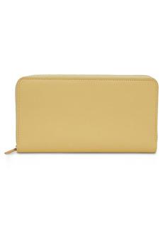 Mansur Gavriel Leather Continental Wallet