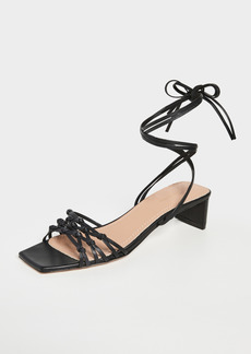 Mansur Gavriel Low Heel Mignon Sandals