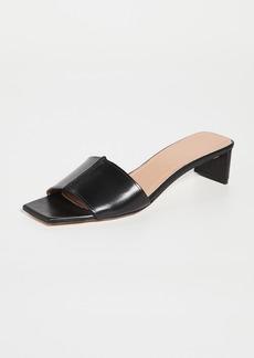 Mansur Gavriel Low Mule Sandals