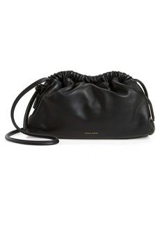 Mansur Gavriel Mini Cloud Leather Clutch