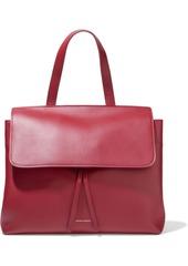 Mansur Gavriel Woman Lady Leather Shoulder Bag Claret