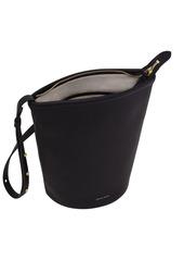 Mansur Gavriel Zip Leather Bucket Bag