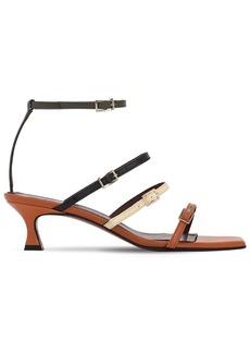 MANU Atelier 50mm Leather Sandals