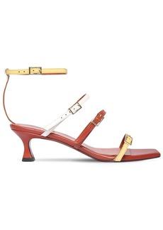 MANU Atelier 50mm Naomi Leather Sandals