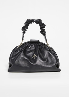 MANU Atelier Ruched Demi XX Bag