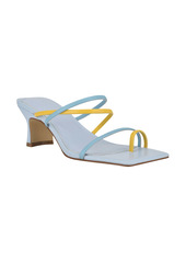 Marc Fisher LTD Calida Strappy Slide Sandal (Women)