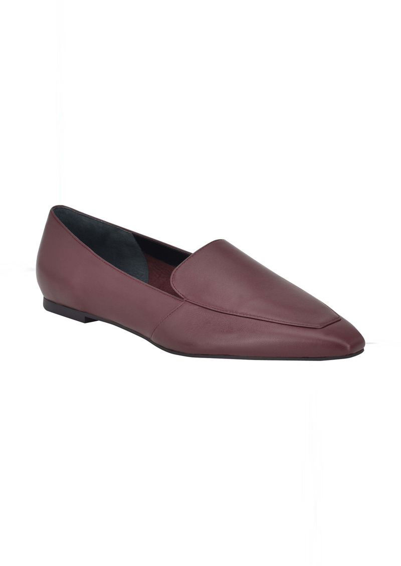 Marc Fisher LTD Enaba Square Toe Loafer (Women)
