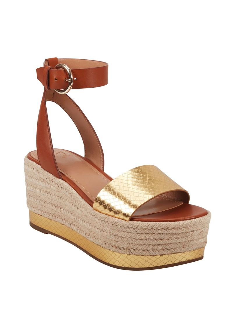 Marc Fisher LTD Gigli Platform Sandal (Women)