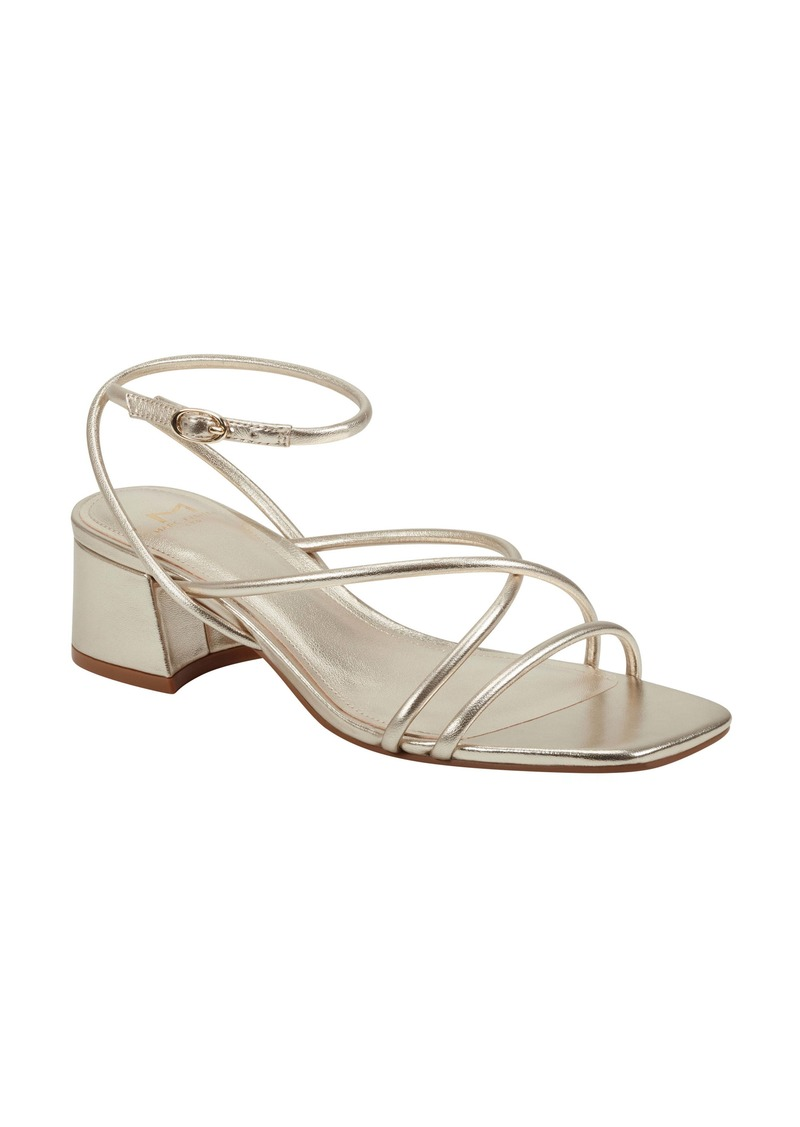 Marc Fisher LTD Jared Ankle Strap Sandal (Women)