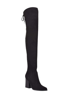 Marc Fisher LTD Octavie Over the Knee Boot (Women)