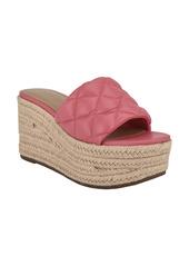 Marc Fisher LTD Velia Espadrille Platform Sandal (Women)