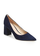 Marc Fisher LTD Zala Block Heel Pump (Women)