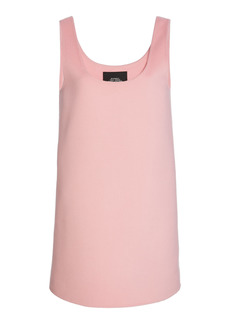 Marc Jacobs - Women's Wool-Cashmere Tank Dress - Pink - Moda Operandi