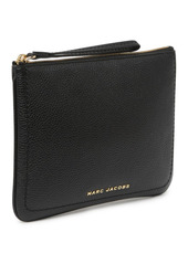 Marc Jacobs The Groove Leather Wristlet Clutch