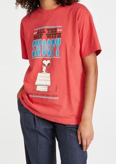 The Marc Jacobs Peanuts x MJ The T-Shirt