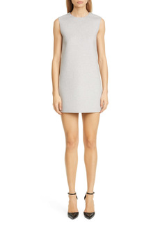 Marc Jacobs Wool, Cashmere & Silk Shift Minidress