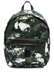 Marcelo Burlon camouflage backpack