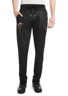 Marcelo Burlon Miami Heat Sports Track Pants