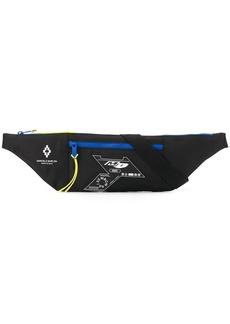 Marcelo Burlon patch belt bag