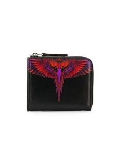Marcelo Burlon red wings wallet